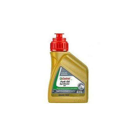 Castrol Fork Oil 5W 0.5 liter