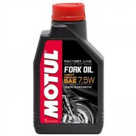 Motul Fork Oil FL Light/Medium 7,5W 1 liter