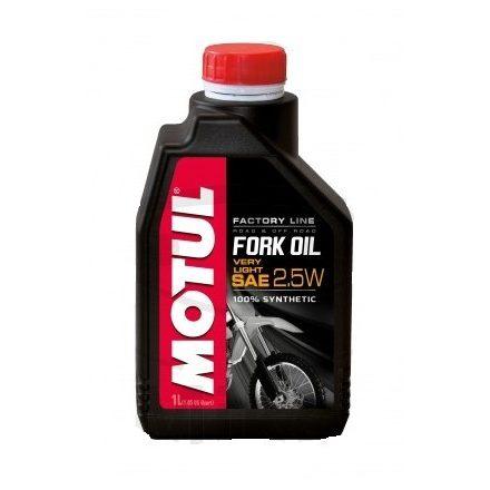 Motul Fork Oil FL Very Light 2,5W 1 liter