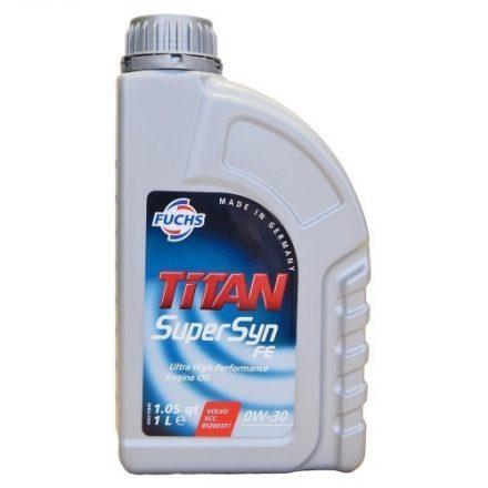 Fuchs Titan Supersyn FE 0W30 1 liter