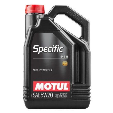 Motul Specific 948B 5W20 5 liter