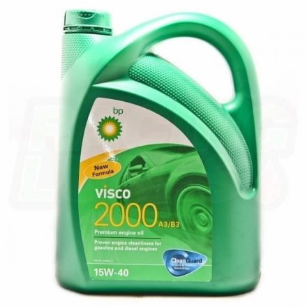 BP Visco 2000 15W40 4 liter