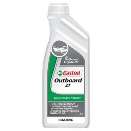 Castrol Outboard 2T 1 liter