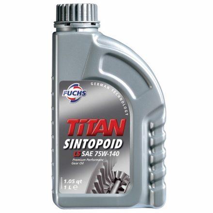 Fuchs Titan Sintopoid LS 75W140 1 liter