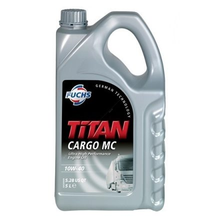 Fuchs Titan Cargo MC 10W40  5 liter