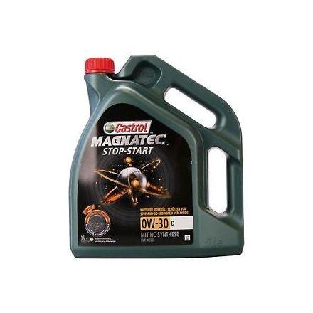 Castrol Magnatec D Stop-Start 0W30 4 liter