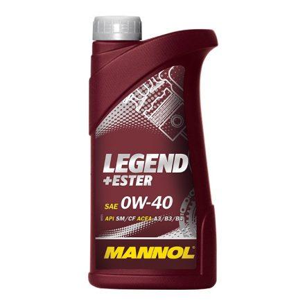 Mannol Legend+ESTER 0W40 1 liter