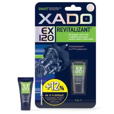 Xado 10330 EX120 revitalizáló váltóhoz 9 ml