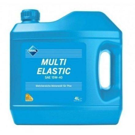 Aral Multi Elastic 15W40 4 liter
