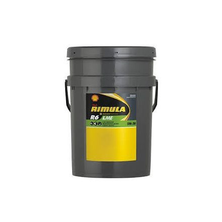 * Shell Rimula R6ME 5W30 20 liter