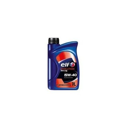 Elf Evolution 500 TS 15W40 1 Liter