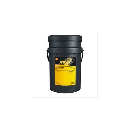 * Shell Spirax S4 G 75W90 20 liter