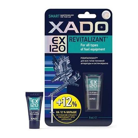 Xado 10333 gél üzemanyag adagolóhoz benzin-diesel 9 ml