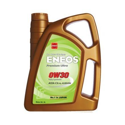 ENEOS Premium Ultra 0W30 4 liter