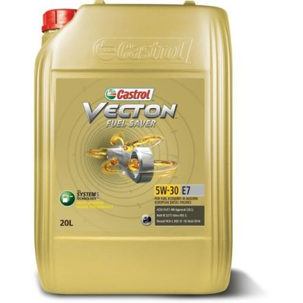 Castrol Vecton Fuel Saver E7 5W30 20 liter