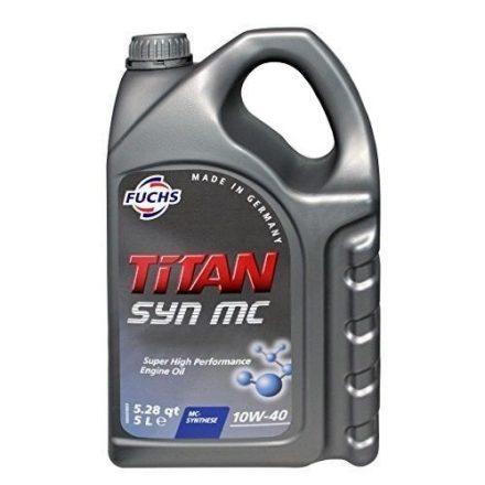 Fuchs Titan Syn MC 10W40 5 liter