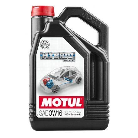 Motul Hybrid Specific 0W16 4 liter