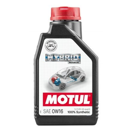 Motul Hybrid Specific 0W16 1 liter