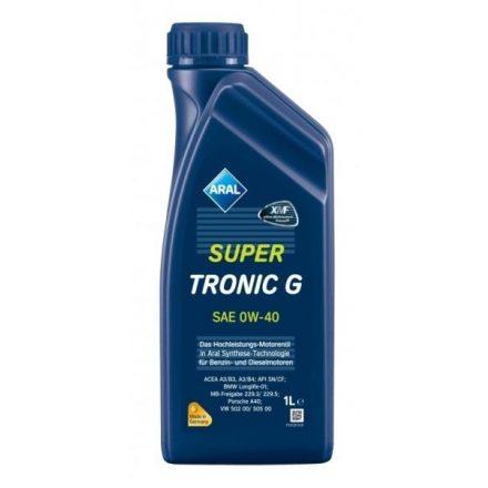 Aral SuperTronic G 0W40 1 liter
