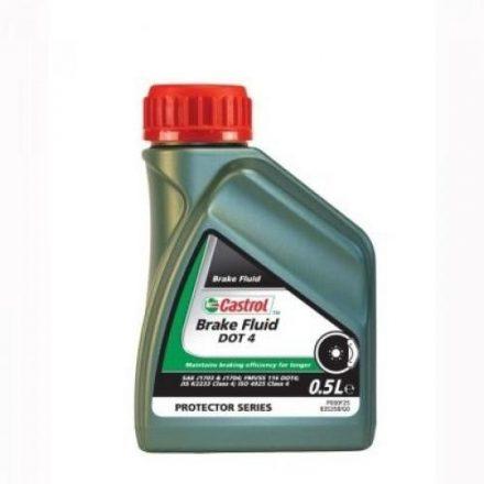 Castrol Brake Fluid DOT4  0,5 liter