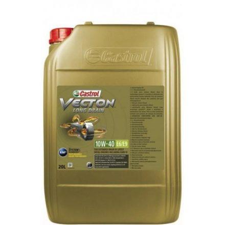 Castrol Vecton Long Drain 10W40 E6/E9 20 liter