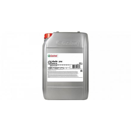 Castrol Axle EPX 80W90 20 liter