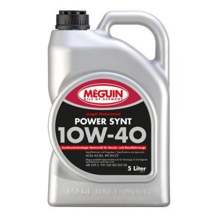 Meguin Power Synt 10W40 5 liter