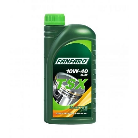 * Fanfaro TSX 10W40 6502 1 liter