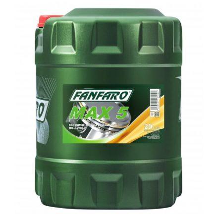 * Fanfaro Max 5 80W90 GL-5  LS 8703 20 liter
