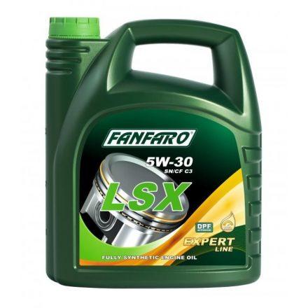 * Fanfaro LSX 5W30 6701 4 liter