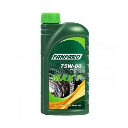 * Fanfaro Max 7 75W80 8710 1 liter