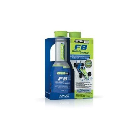 Xado 40313 Atomex F8 Complex Formula benzin 250 ml