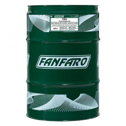 * Fanfaro TRD SHPD 15W40 6101 208 liter