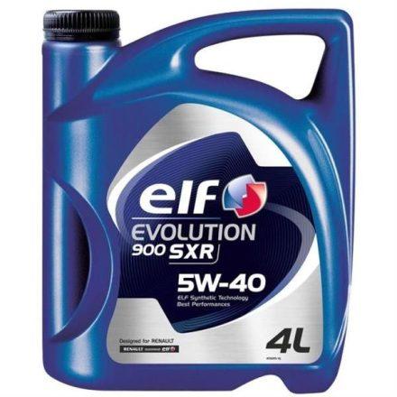New Elf Evolution 900 SXR 5W40 4 liter