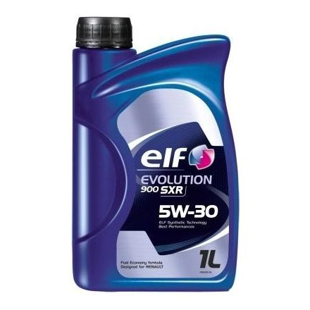 New Elf Evolution 900 SXR 5W30 1 liter