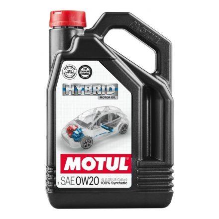 Motul Hybrid Specific 0W20 4 liter