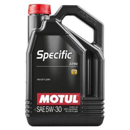 Motul Specific 2290 5W30 5 liter
