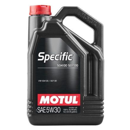 Motul Specific 504.00-507.00 5W30 5 liter