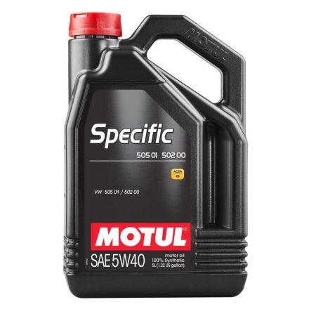 Motul Specific 505.01-502.00-505.00 5W40 5 liter