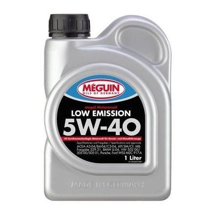 Meguin Low Emission 5W40 1 liter