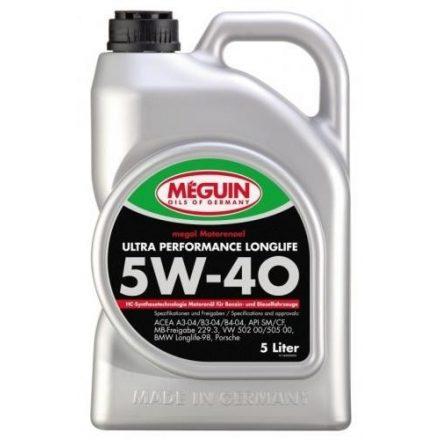 Meguin Ultra Performance Longlife 5W40 5 liter