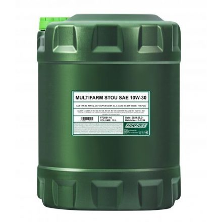 * Fanfaro Multifarm STOU 10W30 2501 10 liter