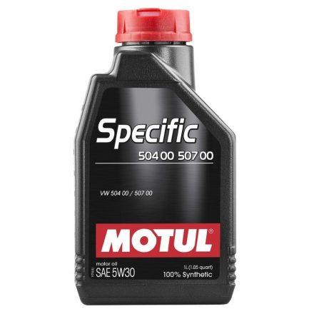 Motul Specific 504.00-507.00 5W30 1 liter