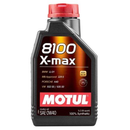 Motul 8100 X-max 0W40 1 liter
