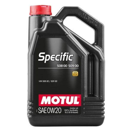 Motul Specific 508.00-509.00 0W20 5 liter