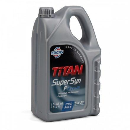 Fuchs Titan Supersyn F Eco B 5W20 5 liter