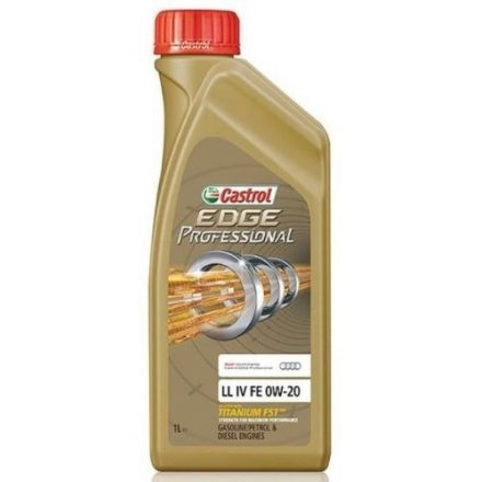 Castrol Edge LL IV FE 0W20 1 liter