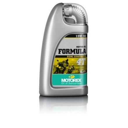MOTOREX Formula 4T 15W50 1 liter