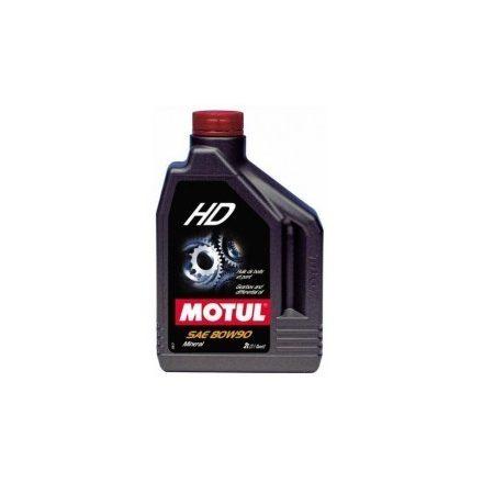 Motul HD 80W90 2 liter