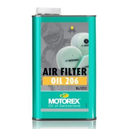 MOTOREX Air Filter Oil 206 1 liter